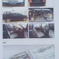 BRI Teluk - Mobil Toyota Kijang Thn.2003 No.Pol. BG.1225.NZ, kondisi rusak berat